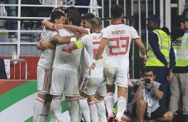 بازی ایران در نیمهنهایی جام ملتهای آسیا چه ساعتی برگزار می شود
