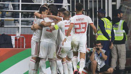 پایان تیتر: تیم ملی ایران