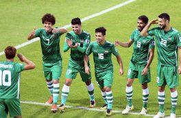 عراق ۳_۰ یمن را شکست داد