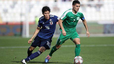 پایان تیتر: ژاپن و ترکمنستان