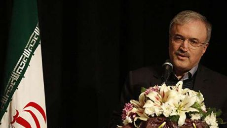 پایان تیتر: نمکی وزیر بهداشت