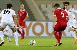 لبنان ۴_۱ کره شمالی را شکست داد