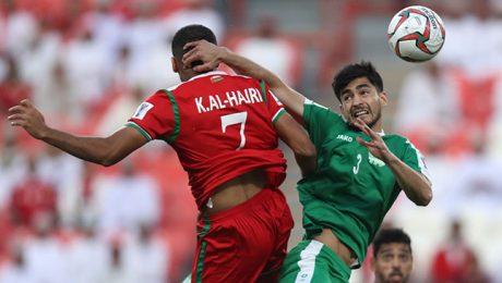 پایان تیتر: عمان و ترکمنستان