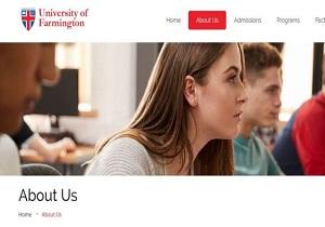 پایان تیتر: دانشگاه جعلی