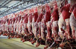 ۷ هزار کیلوگرمی گوشت تنظیم بازار احتکار شده در یکی از خیابانهای تهران کشف شد