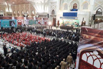 ویژه برنامه مراسم یوم الله ۱۲ بهمن برگزار شد