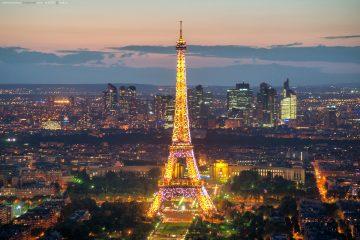 عاشقانه ترین شهرهای جهان را بشناسید +تصاویر