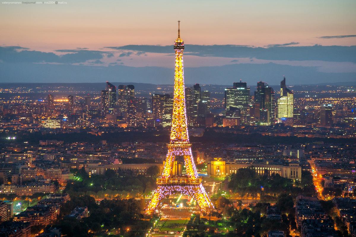 پایان تیتر: عاشقانه ترین شهرها