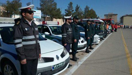 پایان تیتر: طرح نوروزی پلیس راهور