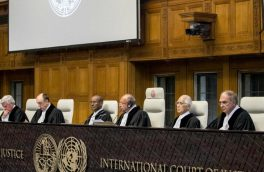 دیوان بینالمللی دادگستری، به آمریکا برای لغو تحریمها علیه ایران نامه نوشت