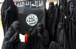 واقعیت های تکان دهنده زنانی که علاقمند داعش بودند + عکس