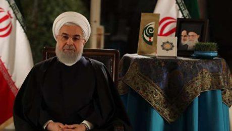 پایان تیتر: دکترحسن روحانی