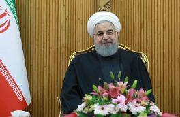 روحانی از نخست وزیر پاکستان استقبال کرد