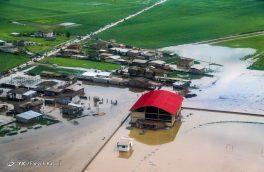 ٢٠ میلیارد تومان جهت مدیریت بحران اولیه به ۴ استان سیل زده اختصاص یافت