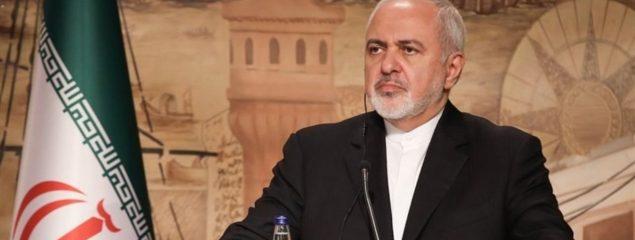 ظریف برای ایرانیان و یهودیان آرزوی سلامتی و خوشبختی کرد