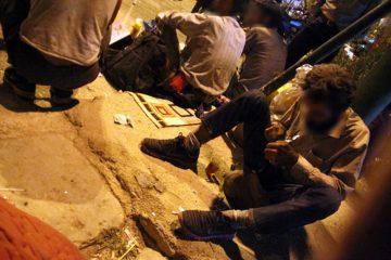 شب ها در میدان شوش چگونه می گذرد