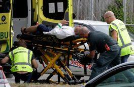 دو مسجد در نیوزیلند مورد حمله مسلحانه مرگبار قرار گرفتند