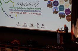 در بازار سلامت ایران و منطقه بیش از ۱۲۰۰ شرکت دانش بنیان فعالیت می کنند