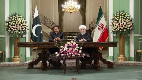 پایان تیتر: روحانی و عمران خان