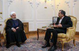 روحانی به سفیر جدید ایران در سازمان ملل توصیه های مهمی کرد