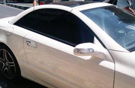جریمه ۵۰ هزارتومانی برای شیشه دودی در خودروها