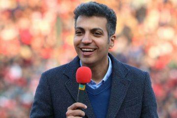 صحبت های عادل فردوسی پور درخصوص مذاکره اش با یک شبکه فارسی زبان در قطر