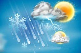 امروز در ۷ استان شدت باران و فردا احتمال آبگرفتگی معابر ۹ استان