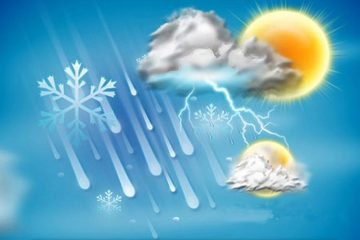 برف و باران در انتظار تهران در پایان هفته