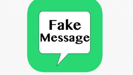 پایان تیتر: پیام جعلی