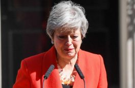 ترزا می نخستوزیر انگلیس استعفا کرد