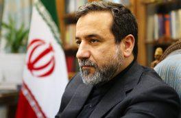 ارسال پیام روحانی به مکرون توسط عراقچی
