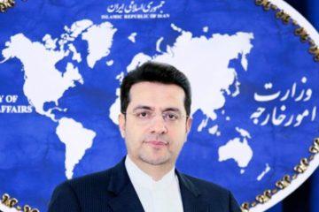 هشدار شدید و تند وزارت خارجه به متجاوزان به قلمرو جمهوری اسلامی ایران