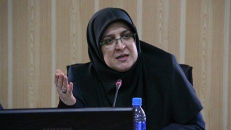 پایان تیتر: فاطمه مهاجرانی رئیس مرکز ملی پرورش استعدادهای