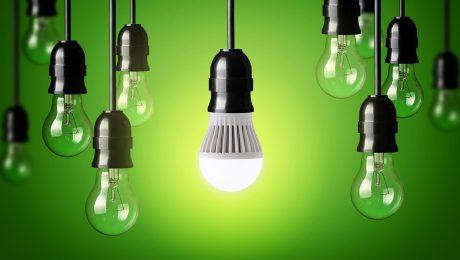 پایان تیتر: لامپ LED