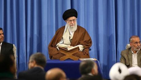 پایان تیتر: محفل انس با قرآن
