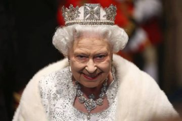 میخواهم ملکه انگلیس شوم!