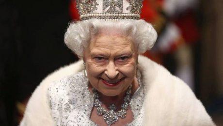 پایان تیتر: ملکه الیزابت