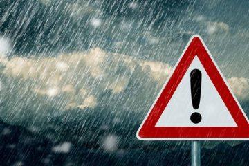 رگبار باران در ۱۵ استان کشور طی امروز و فردا