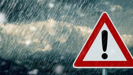 پایان تیتر: هشدار هواشناسی