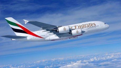 پایان تیتر: هواپیمایی امارات