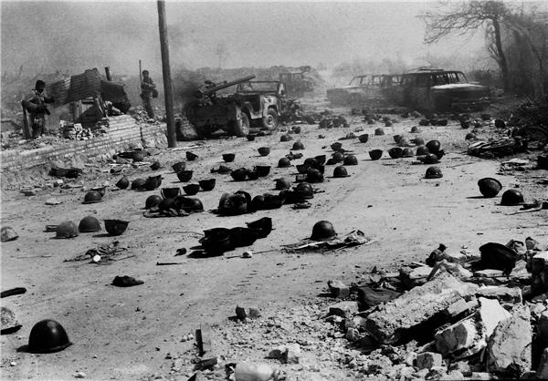 پایان تیتر: آزادسازی خرمشهر