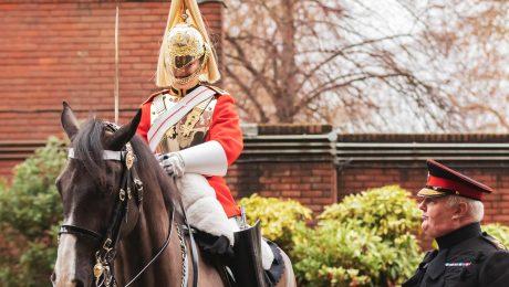 پایان تیتر: گارد سلطنتی