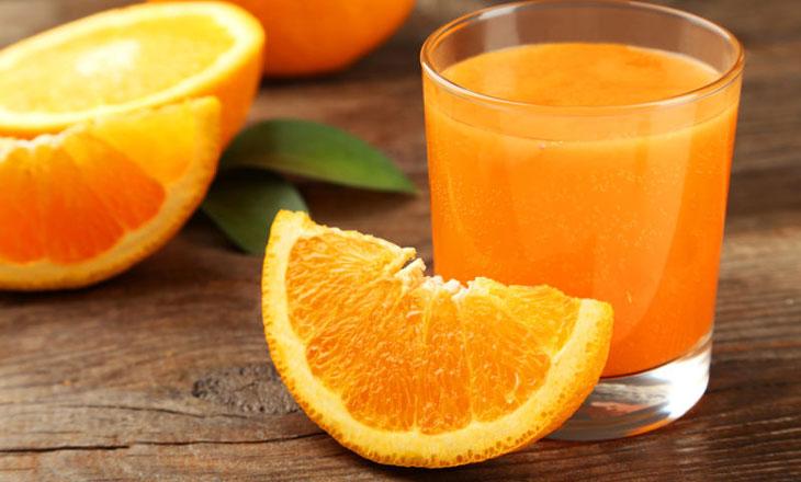 پایان تیتر: آب پرتقال