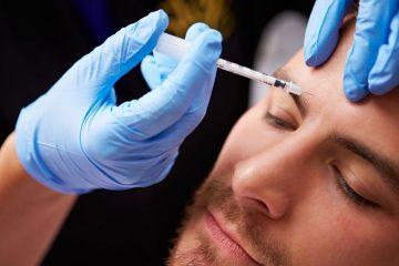 کور شدن با تزریق ژل و بوتاکس در آرایشگاه
