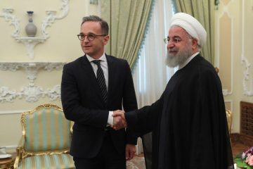 وزیر خارجه آلمان با روحانی دیدار کرد