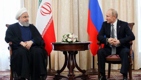پایان تیتر: روحانی و پوتین