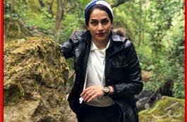 مریم فرجی متهم اغتشاشات دی ماه ۹۶ به قتل رسید و قاتلش به پای پدر مقتول افتاد + عکس