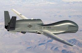 پهپاد جاسوسی آمریکایی بر فراز آبهای سرزمینی ایران سرنگون شده است