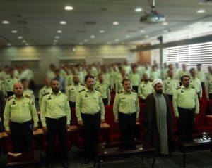 مراسم معارفه جانشین رئیس پلیس فتا ناجا برگزار شد + عکس