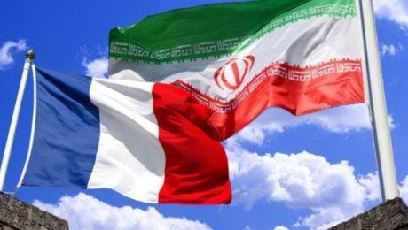 پایان تیتر: ایران و فرانسه